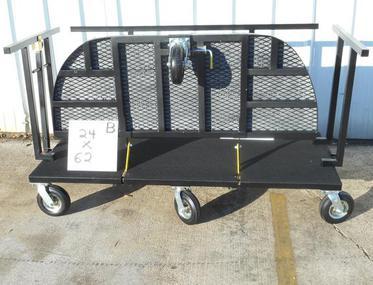 Drum Set Folding Cart